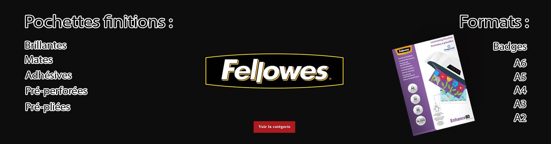 Plastification-fellowes